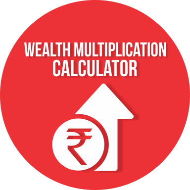 wealth management, wealth multiplication calculator