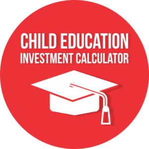wealth management, child education calculator