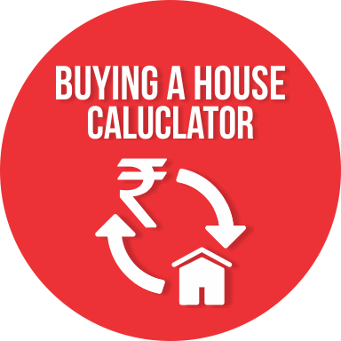 wealth management, buying a house calculator