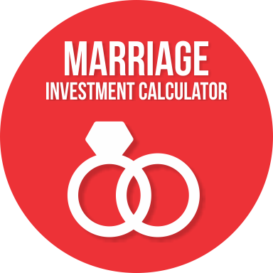 wealth management, marriage investment calculator