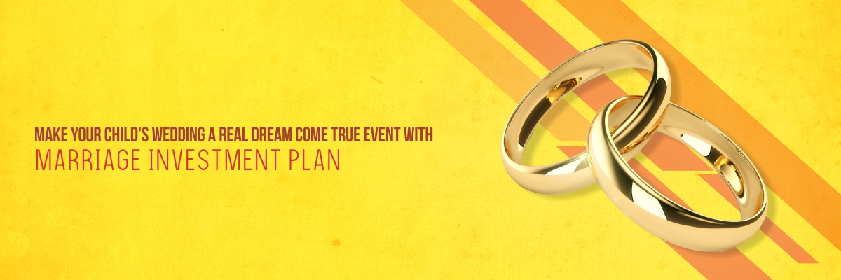 Marriage Investment Plan