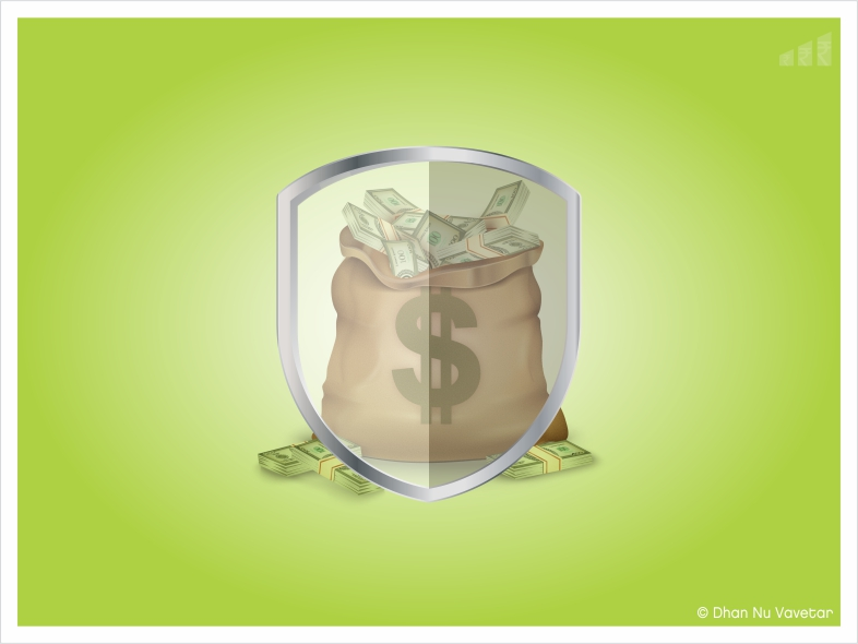 PROTECT YOUR INVESTED MONEY IN THE LONG-TERM FOR MONEY MULTIPLICATION